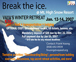 Winter Retreat 2007