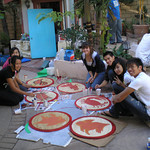 Cultural Village Work Party